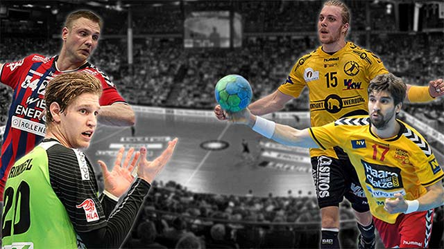 Handballmeister - Collage