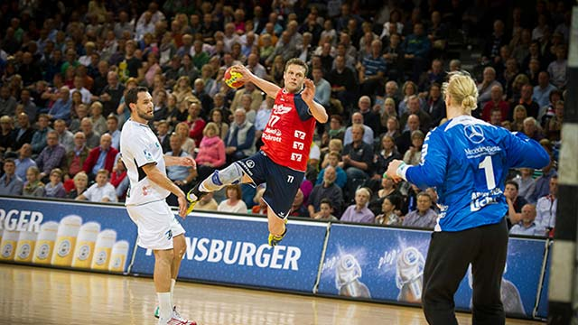 Handballmeister - Knudsen-Melsungen