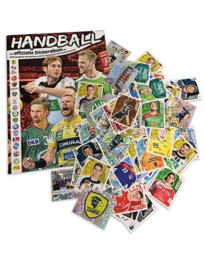 Handballmeister - Produkt - Sammelsticker 2016-17 Komplettset