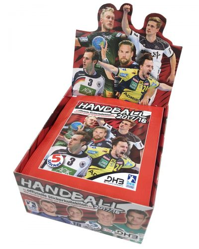 Handballmeister - Produkt - Displaybox 2017/18