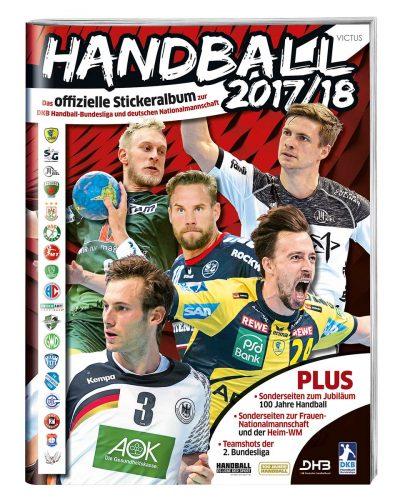 Handballmeister - Produkt - Sammelalbum 2016/17